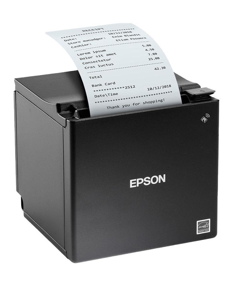 EPSON TM-M30 BLUETOOTH/ETH PSU W/USB CHARGING BLK