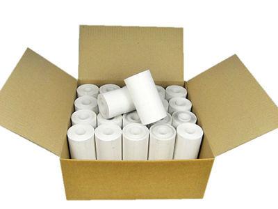 CALIBOR THERMAL PAPER 104X57 50 ROLLS/BOX RW420