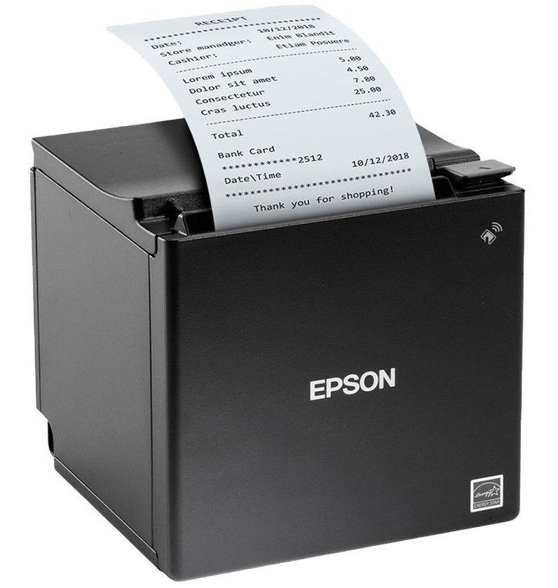 EPSON PRINTER TM-M30II USB/ETH/BT PSU BLK