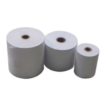 Plain Bond Paper Rolls 76 x 76 Box of 48